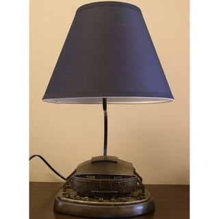 Dallas Cowboys Tim Wolfe Sculpture Lamp