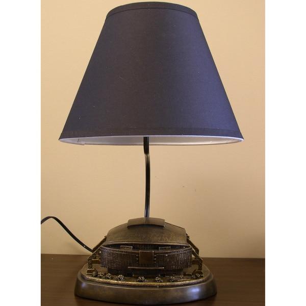 Dallas Cowboys Tim Wolfe Sculpture Lamp