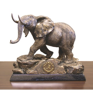 Tim Wolfe Louisiana State LSU Tigers Bronze/Black Metal Sculpture