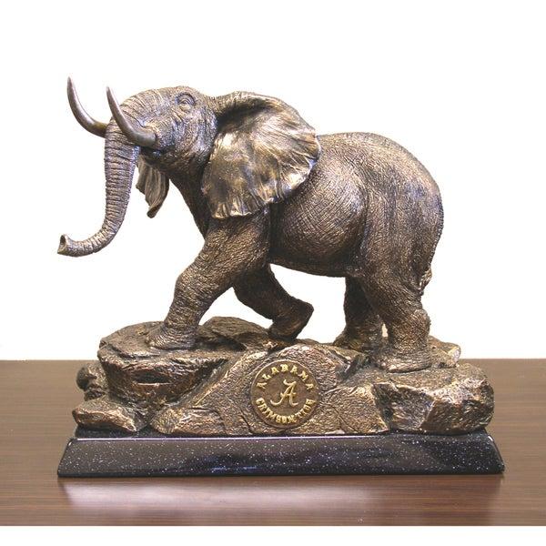 Tim Wolfe Louisiana State LSU Tigers Bronze/Black Metal Sculpture
