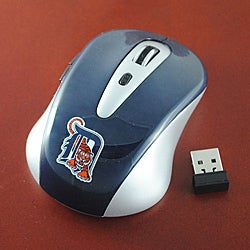 Detroit Tigers Wireless Field Mouse
