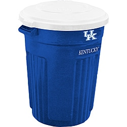 Kentucky 32-gallon Trash Can