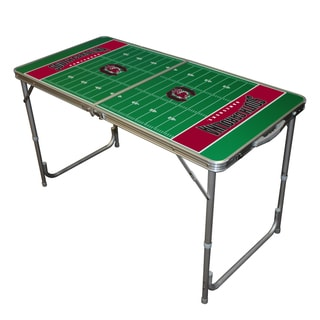 College Teams 2-ft x 4-ft Tailgate Table