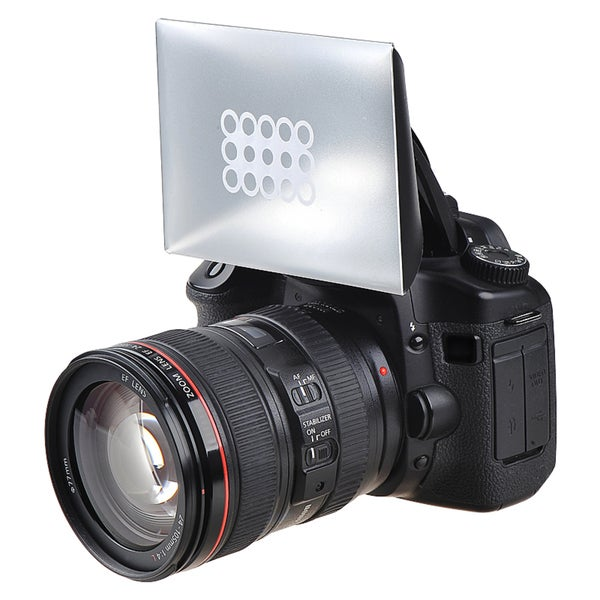 INSTEN Inside Flash Diffuser for Canon, Nikon and Pentax DSL Cameras