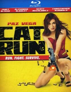 Cat Run (Blu-ray Disc)