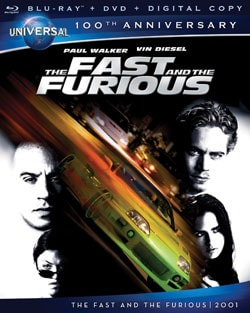 The Fast and the Furious (Blu-ray/DVD)