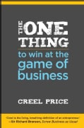 The One Thing to Win at the Game of Business (Paperback)