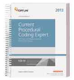 Current Procedural Coding Expert 2013 (Paperback)