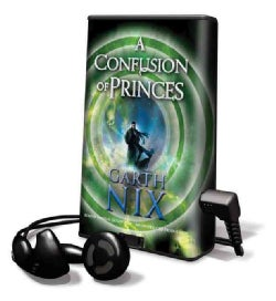 A Confusion of Princes: Library Edition (Pre-recorded digital audio player)