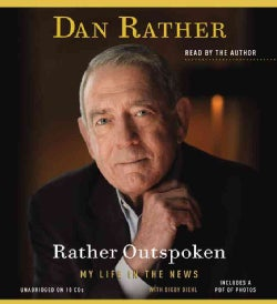 Rather Outspoken: My Life in the News (Pre-recorded digital audio player)