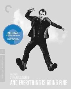 And Everything Is Going Fine (Blu-ray Disc)