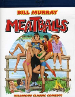 Meatballs (Blu-ray Disc)