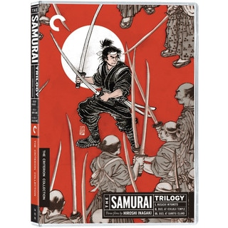 The Samurai Trilogy Box Set - Criterion Collection (DVD)