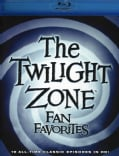 Twilight Zone: The Fan Favorites (Blu-ray Disc)