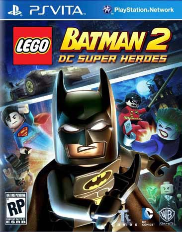 PS Vita - Lego Batman 2 DC Super Heroes