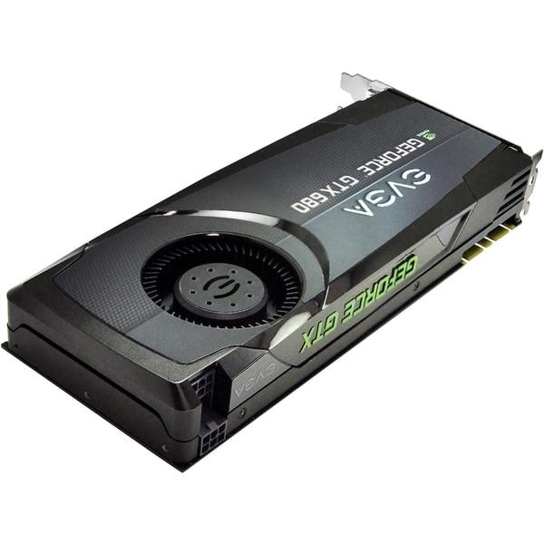 EVGA GeForce GTX 680 Graphic Card - 1.06 GHz Core - 2 GB GDDR5 SDRAM
