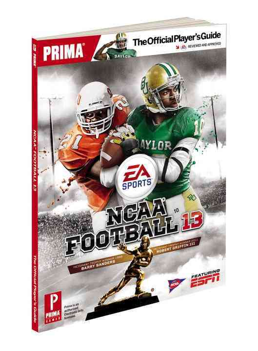 NCAA Football 13: The Official Player's Guide (Paperback)