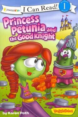 Princess Petunia and the Good Knight (Paperback)
