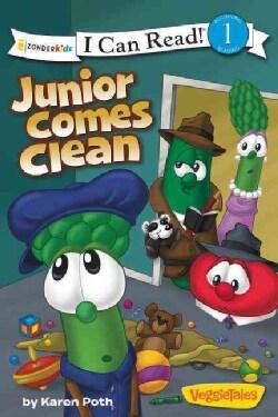 Junior Comes Clean (Paperback)