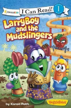 LarryBoy and the Mudslingers (Paperback)