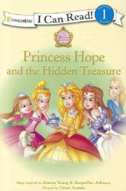 Princess Hope and the Hidden Treasure (Paperback)