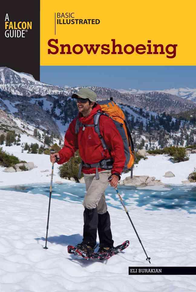 Basic Illustrated Snowshoeing (Paperback)