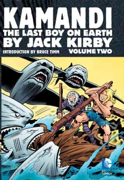 Kamandi, the Last Boy on Earth 2 (Hardcover)