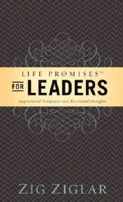 Life Promises for Leaders: Inspirational Scriptures and devotional thoughts (Hardcover)