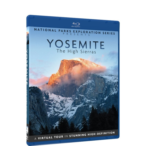 National Parks Exploration Series: Yosemite- The High Sierras (Blu-ray Disc) 8951339