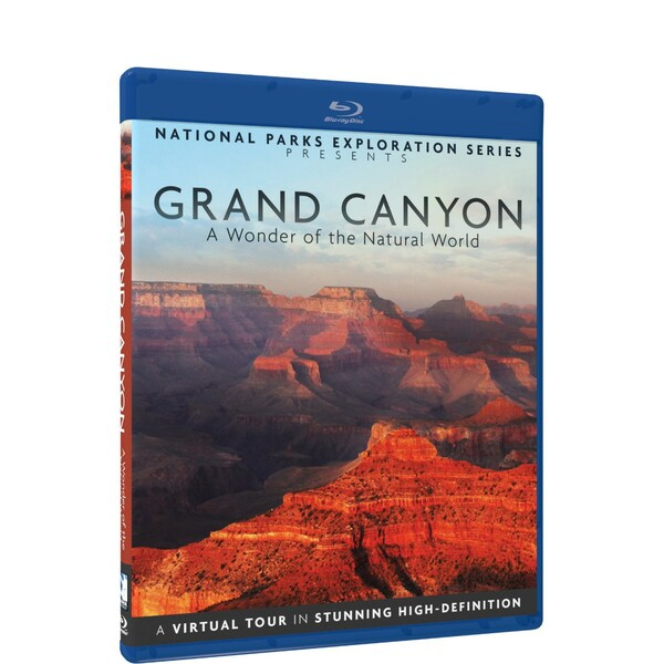 National Parks Exploration Series: The Grand Canyon- A Wonder Of The Natural World (Blu-ray Disc) 8951340