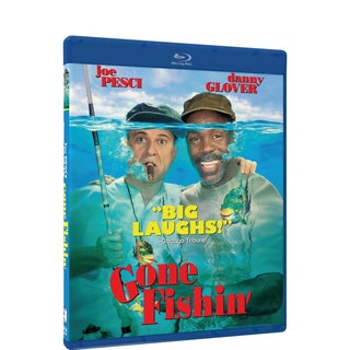 Gone Fishin' (Blu-ray Disc)