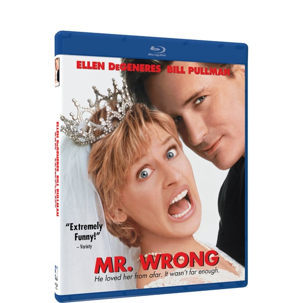 Mr. Wrong (Blu-ray Disc)
