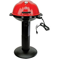 Electric Tower Pedestal Grill