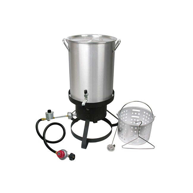 Cajun Injector Gas Turkey Fryer at Sears.com