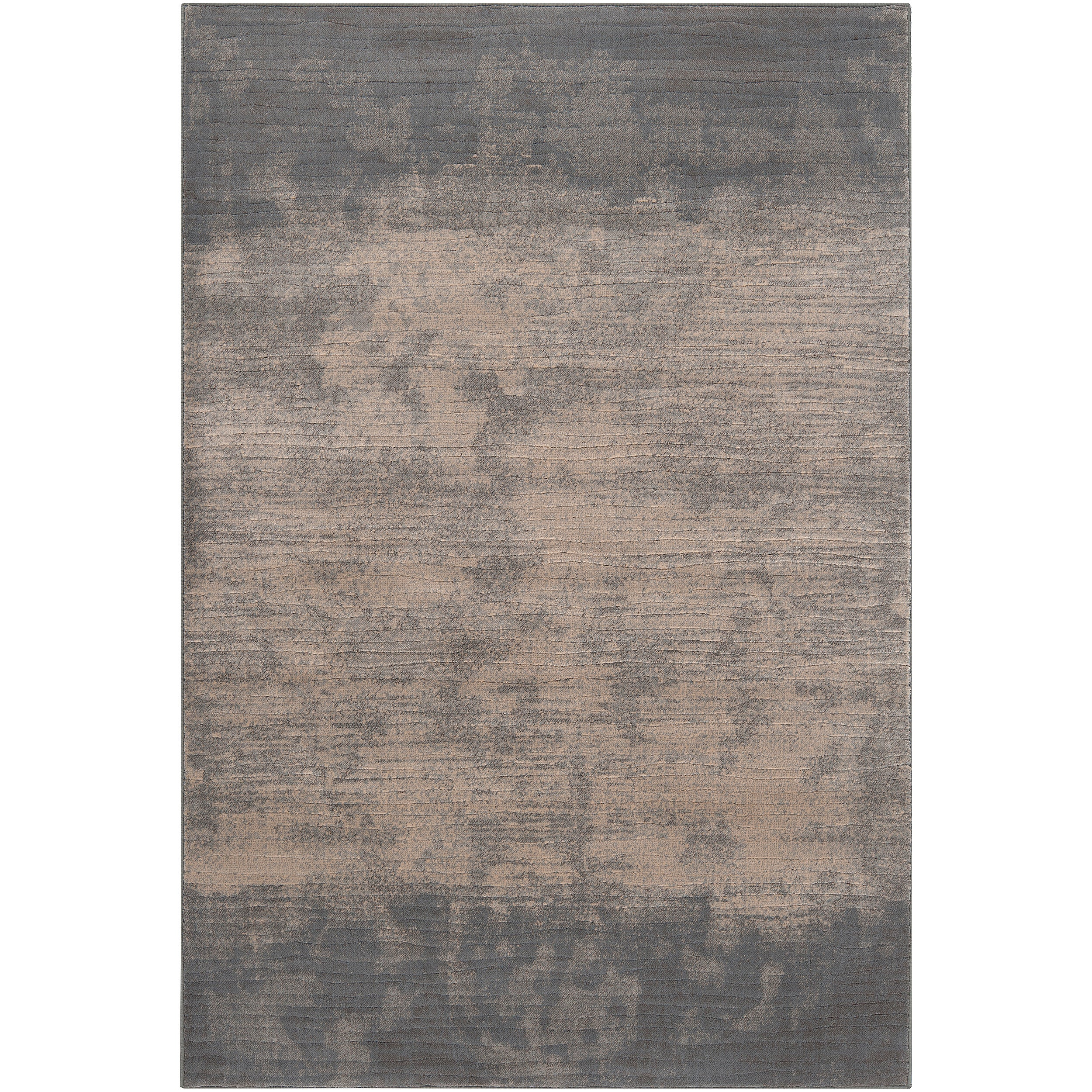 Meticulously Woven Gray Contemporary Abstruse Abstract ...