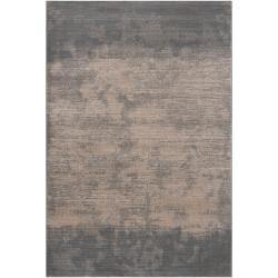 Meticulously Woven Gray Contemporary Abstruse Abstract Ombre Rug (7'10 x 11'2)