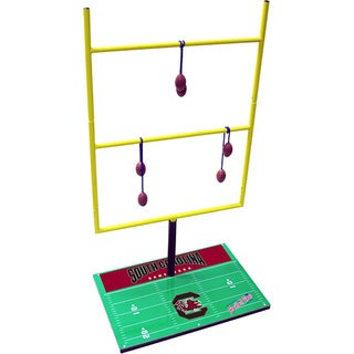 NCAA Double Football  Bean-Bag Toss