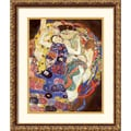 Gustav Klimt &#39;The Virgins (Sleeping Women)&#39; Framed Art Print
