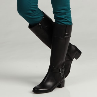 Bandolino Women's 'Cazadora' Leather Riding Boots