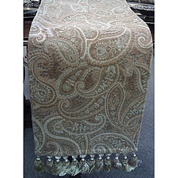 Paisley Print Table Runner (12 x 70)