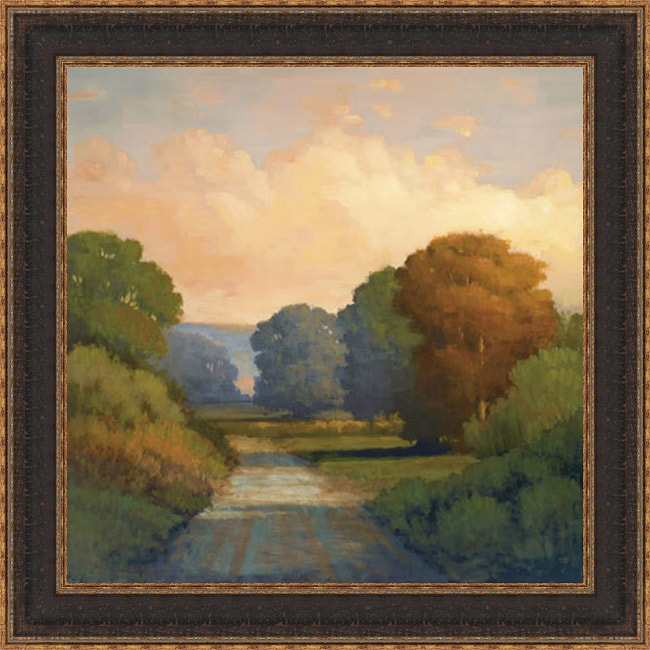 John McCormick 'Daylight Again' Framed Print