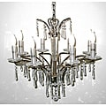 Crysta 8-light Chandelier