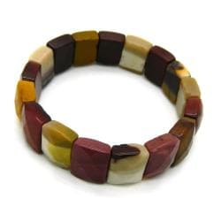 Pearlz Ocean Mookaite Stretch Bracelet