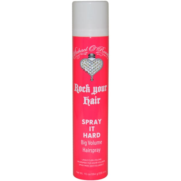 Michael O'Rourke 'Spray It Hard' 10-ounce Big Volume Hair Spray