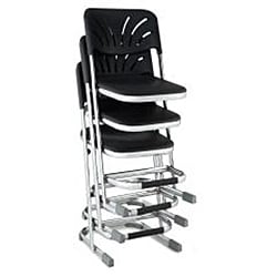 NPS Z-stool with Backrest