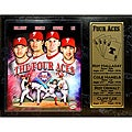 Philadelphia Phillies 'Four Aces' Stat Plaque