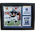 Dallas Cowboys Troy Aikman Deluxe Stat Frame