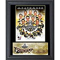2011 NHL Champion Boston Bruins Cachet Frame