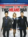 This Means War (Blu-ray/DVD)