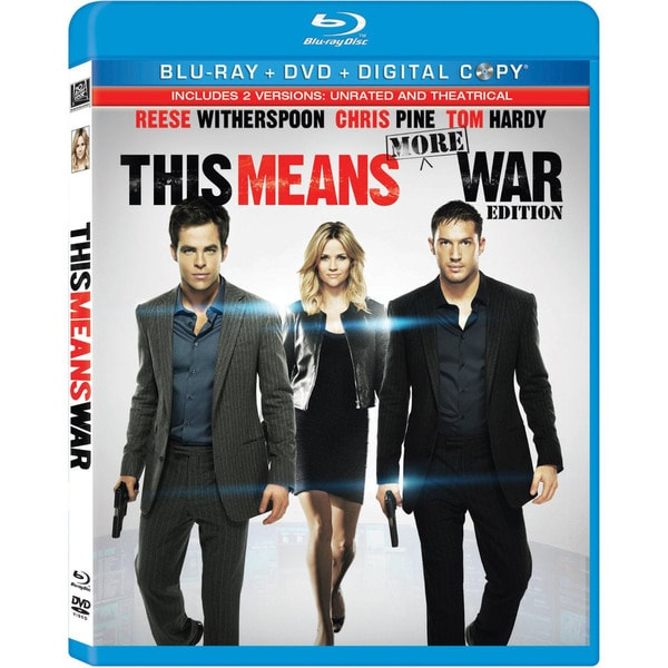 This Means War (Blu-ray/DVD) 8953612